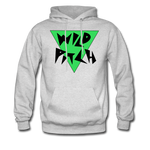 Wild Pitch Hoodie - ash