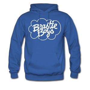 Beastie Boys Cloud Design Hoodie - royal blue