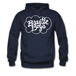 Beastie Boys Cloud Design Hoodie - navy