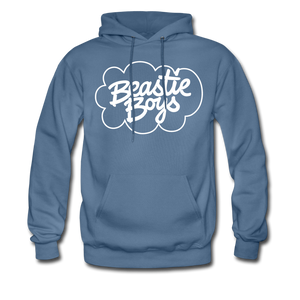 Beastie Boys Cloud Design Hoodie - denim blue
