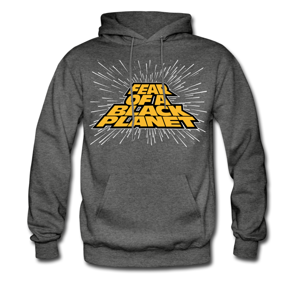 Fear Of A Black Planet Hoodie - charcoal gray