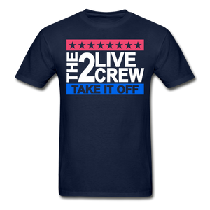 The 2 Live Crew T-Shirt - navy