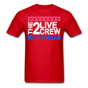 The 2 Live Crew T-Shirt - red