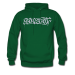 Beat Street Hoodie - forest green