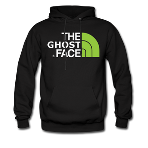 The Ghost Face Hoodie - black