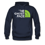 The Ghost Face Hoodie - navy