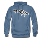 Beastie Boys Graffit Tag Hoodie - denim blue