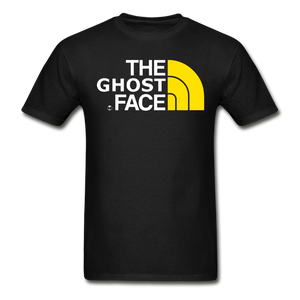 The Ghost Face T-Shirt - black