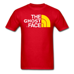 The Ghost Face T-Shirt - red
