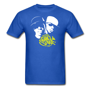 Gang Starr T-Shirt - royal blue