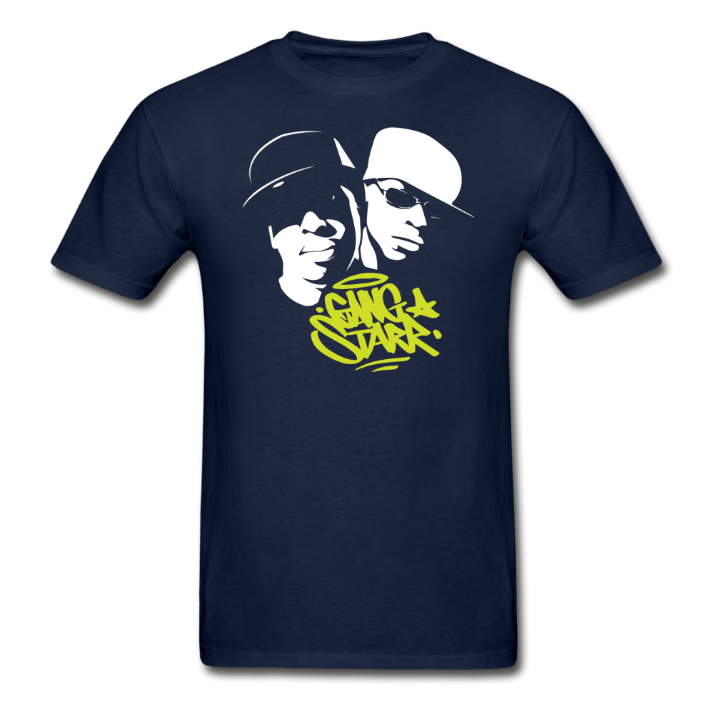 Gang Starr T-Shirt - navy