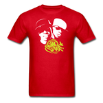 Gang Starr T-Shirt - red