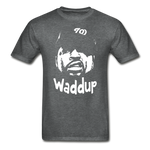 Ice Cube Waddup T-Shirt - deep heather