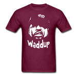 Ice Cube Waddup T-Shirt - burgundy