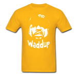 Ice Cube Waddup T-Shirt - gold