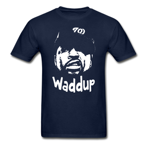 Ice Cube Waddup T-Shirt - navy