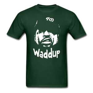 Ice Cube Waddup T-Shirt - forest green