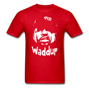 Ice Cube Waddup T-Shirt - red