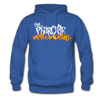 The Pharcyde Hoodie - royal blue
