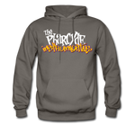 The Pharcyde Hoodie - asphalt gray