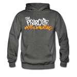 The Pharcyde Hoodie - charcoal gray