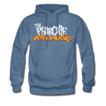 The Pharcyde Hoodie - denim blue