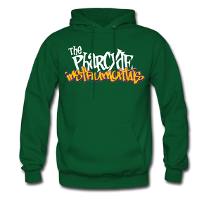 The Pharcyde Hoodie - forest green