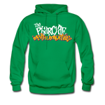 The Pharcyde Hoodie - kelly green