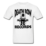 Death Row Records T-Shirt - white