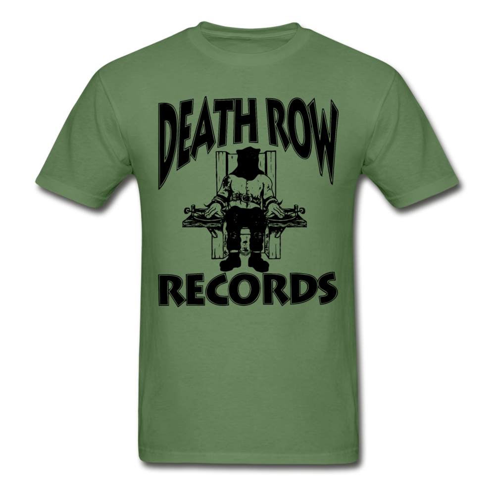 Death Row Records T-Shirt - military green