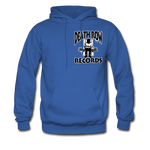 Death Row Records Hoodie - royal blue