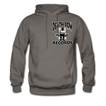 Death Row Records Hoodie - asphalt gray