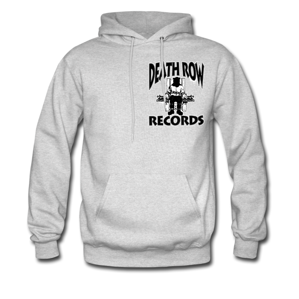 Death Row Records Hoodie - ash