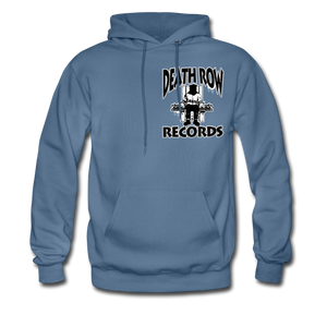 Death Row Records Hoodie - denim blue