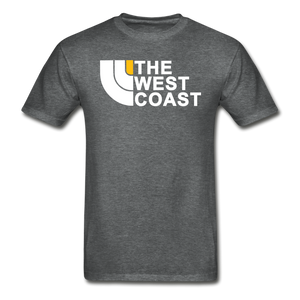 The West Coast T-Shirt - deep heather