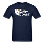 The West Coast T-Shirt - navy