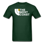 The West Coast T-Shirt - forest green