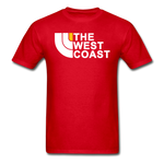 The West Coast T-Shirt - red