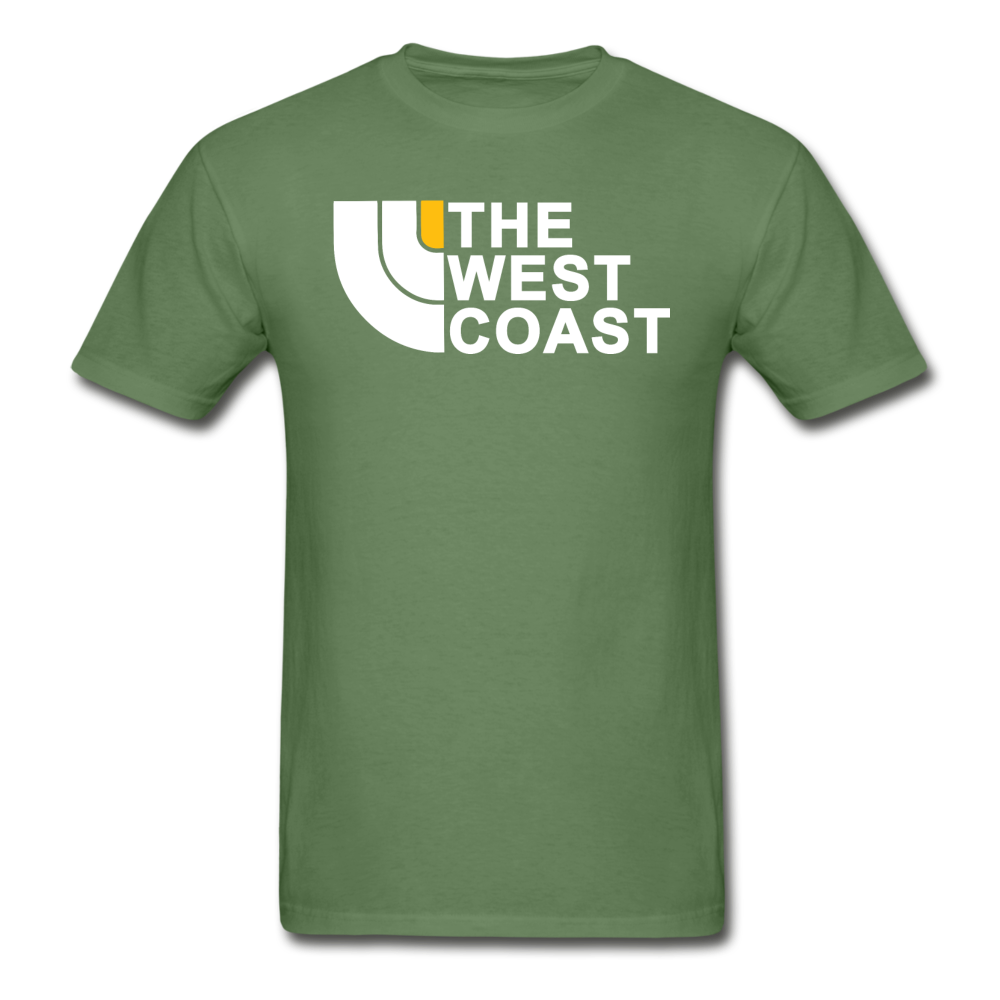 The West Coast T-Shirt - military green