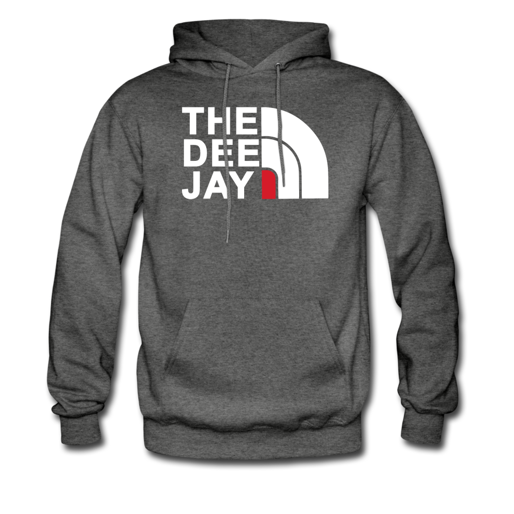 The Dee Jay Hoodie - charcoal gray