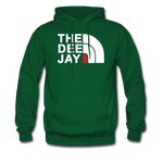 The Dee Jay Hoodie - forest green