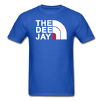 The Dee Jay T-Shirt - royal blue