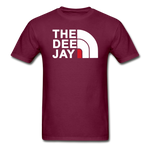 The Dee Jay T-Shirt - burgundy