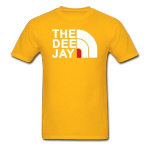 The Dee Jay T-Shirt - gold