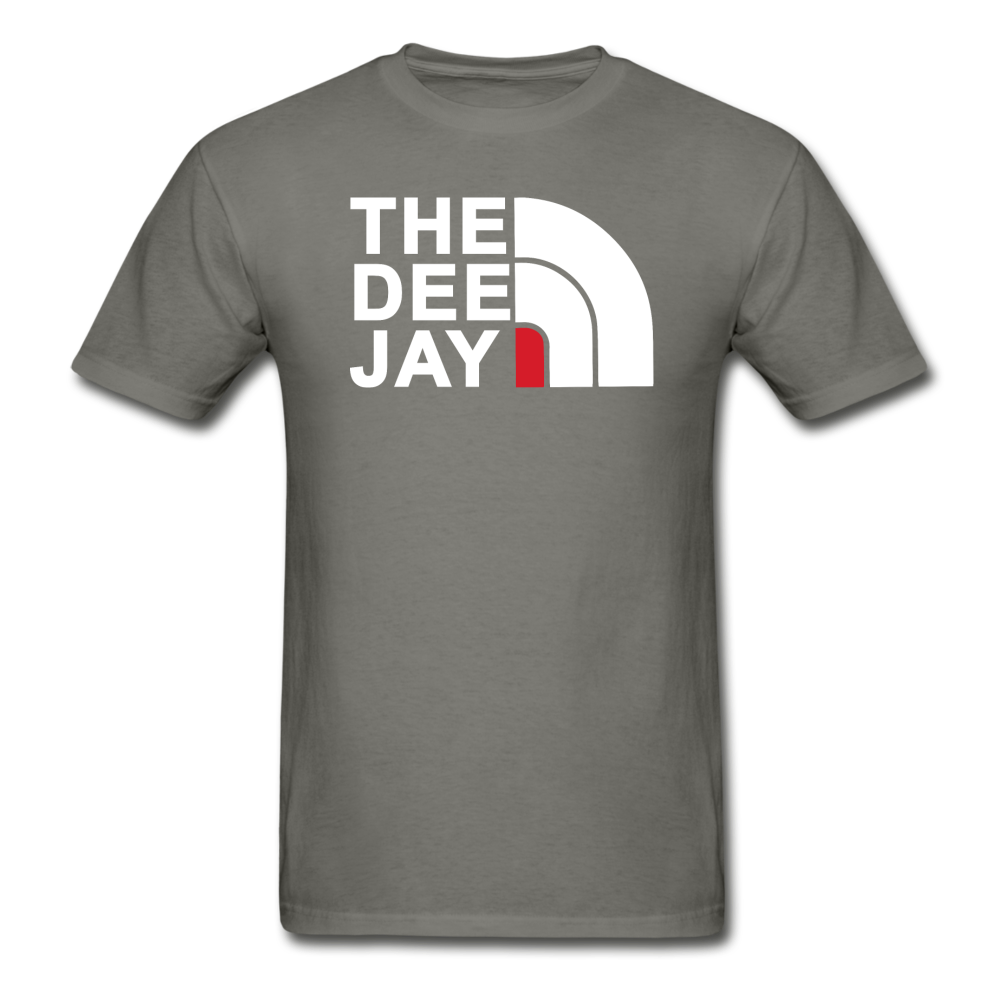 The Dee Jay T-Shirt - charcoal