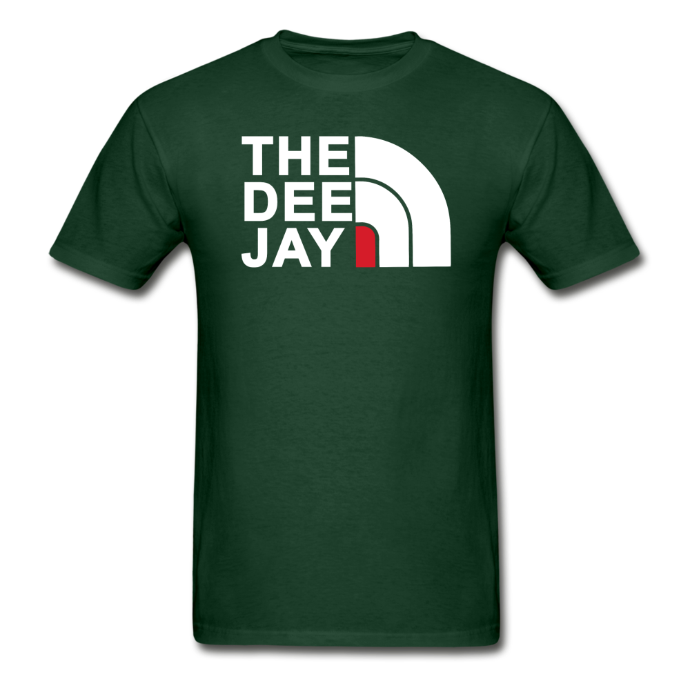 The Dee Jay T-Shirt - forest green