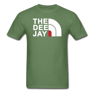 The Dee Jay T-Shirt - military green