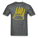 Born Sinner Crown T-Shirt - deep heather