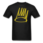 Born Sinner Crown T-Shirt - black
