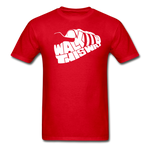 Walk This Way T-Shirt - red